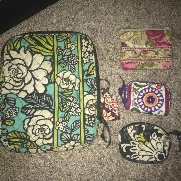 Vera Bradley Handbags - Vera Bradley bundle